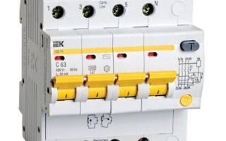 Автомат дифференциального тока