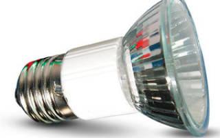 Типы галогеновых ламп для дома