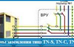 Система tn c s