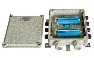 Как установить распределительную коробку для электропроводки