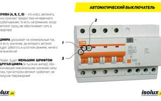 Автомат для электричества