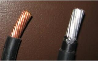 Марки проводов и кабелей