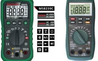 Как измерить переменный ток мультиметром