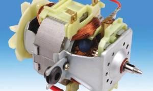 Подключение коллекторного двигателя со щетками