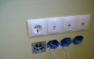 Как правильно подключить розетку и выключатель