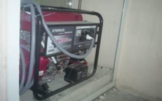 Как подключить генератор к сети