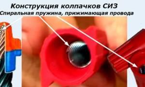 Колпачки сиз размеры