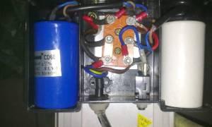Расчет конденсатора для однофазного двигателя