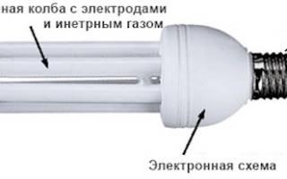 Люминесцентная лампа моргает но не загорается