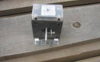 Назначение трансформатора тока