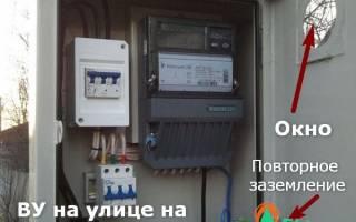 Электрический щиток в частном доме своими руками