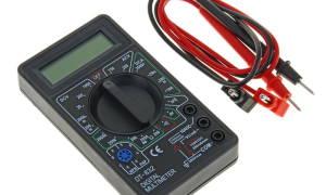 Как прозвонить провода без мультиметра