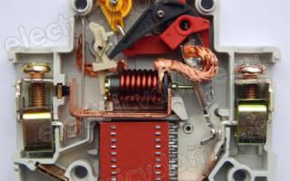Как работает автоматический выключатель