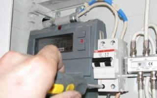 Подключение проводки к автоматам