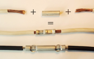 Гильзы для проводов под опрессовку