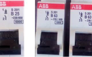 Как разобрать автоматический выключатель